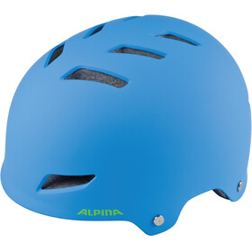 Alpina Park Jr. Helmet blue